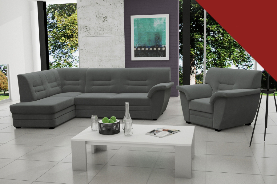 sofas ledersofa jordania mit bettfunktion bettkasten ecksofa schlaffunktion. Black Bedroom Furniture Sets. Home Design Ideas