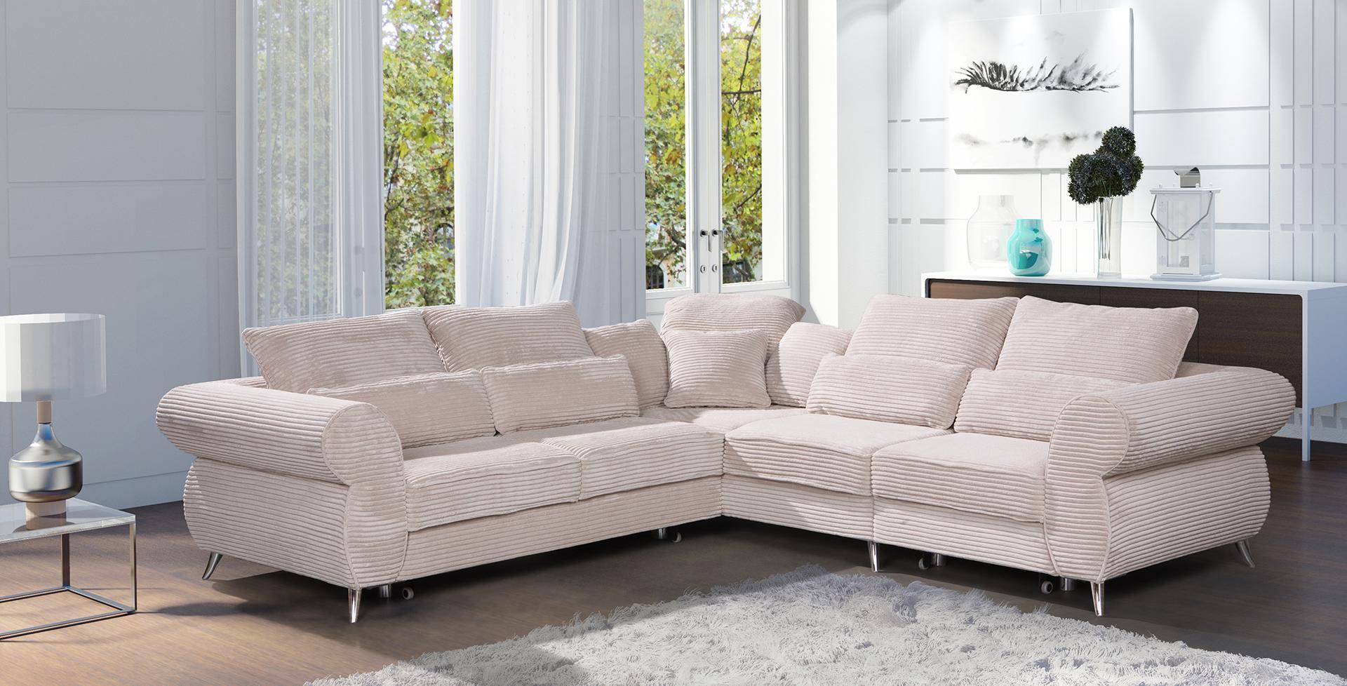 Sofa schlafsofa designer sofa mit bettfunktion for Schlafsofa mit bettfunktion