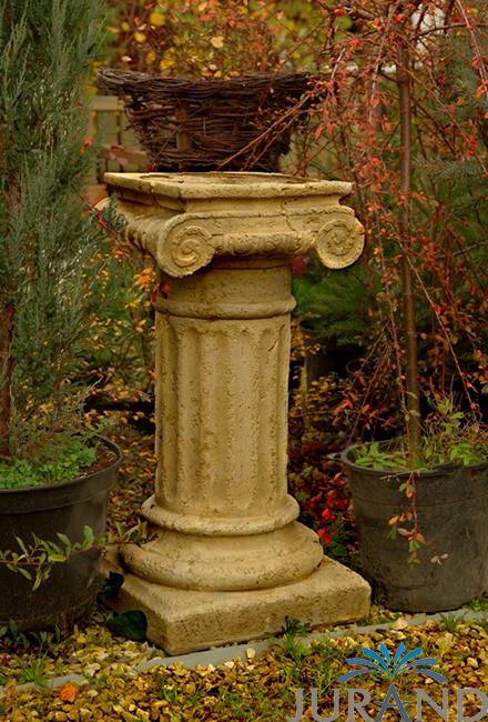 sockel s ule stein statuen garten dekoration podest skulptur steins ule 3011. Black Bedroom Furniture Sets. Home Design Ideas