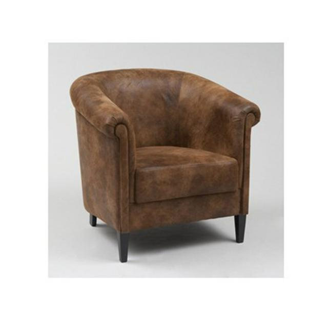 CHESTERFIELD SESSEL TITANISCH
