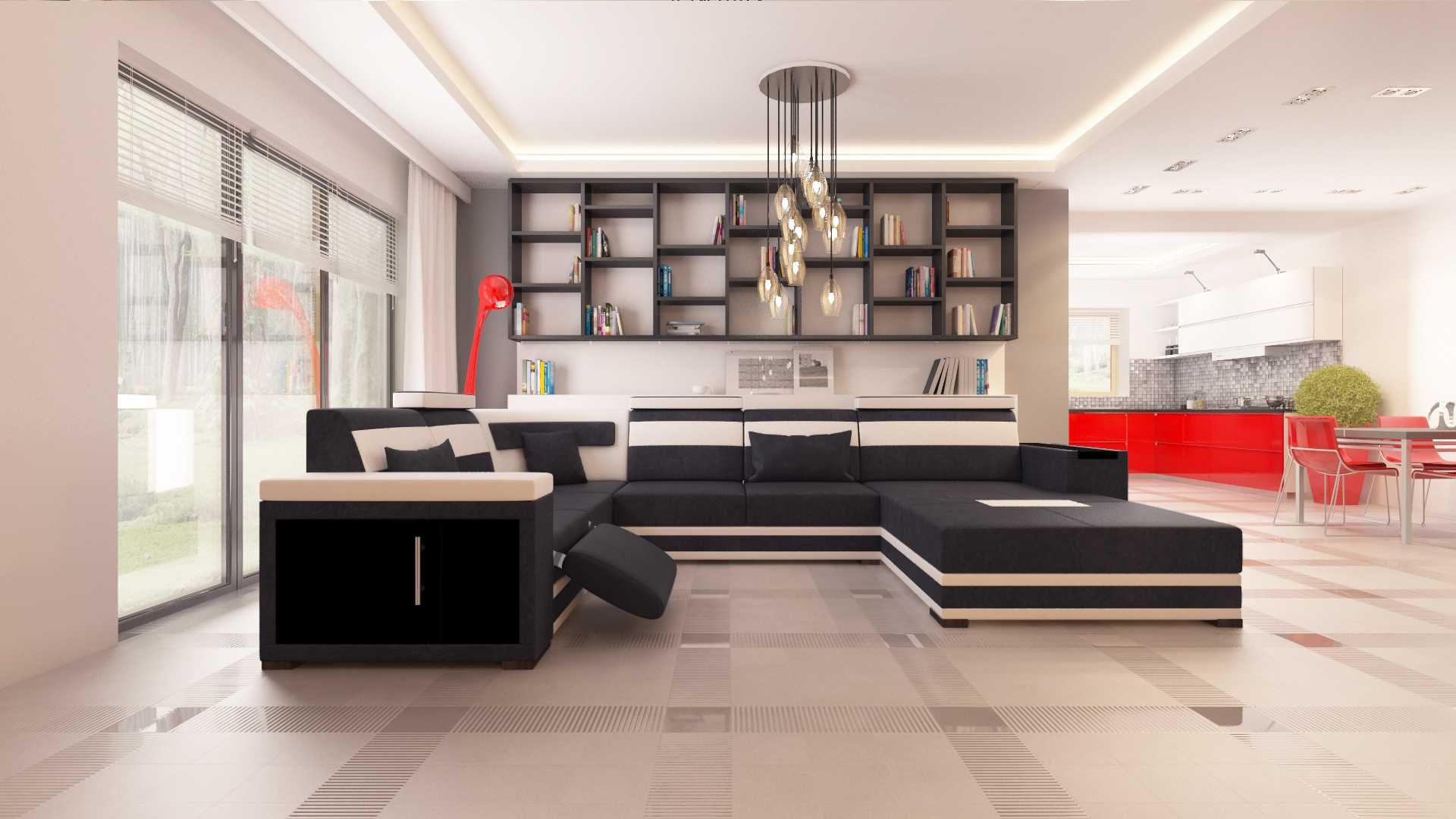 designer wohnlandschaft polster couch ecksofa garnitur eckgarnitur sofa u form ebay. Black Bedroom Furniture Sets. Home Design Ideas