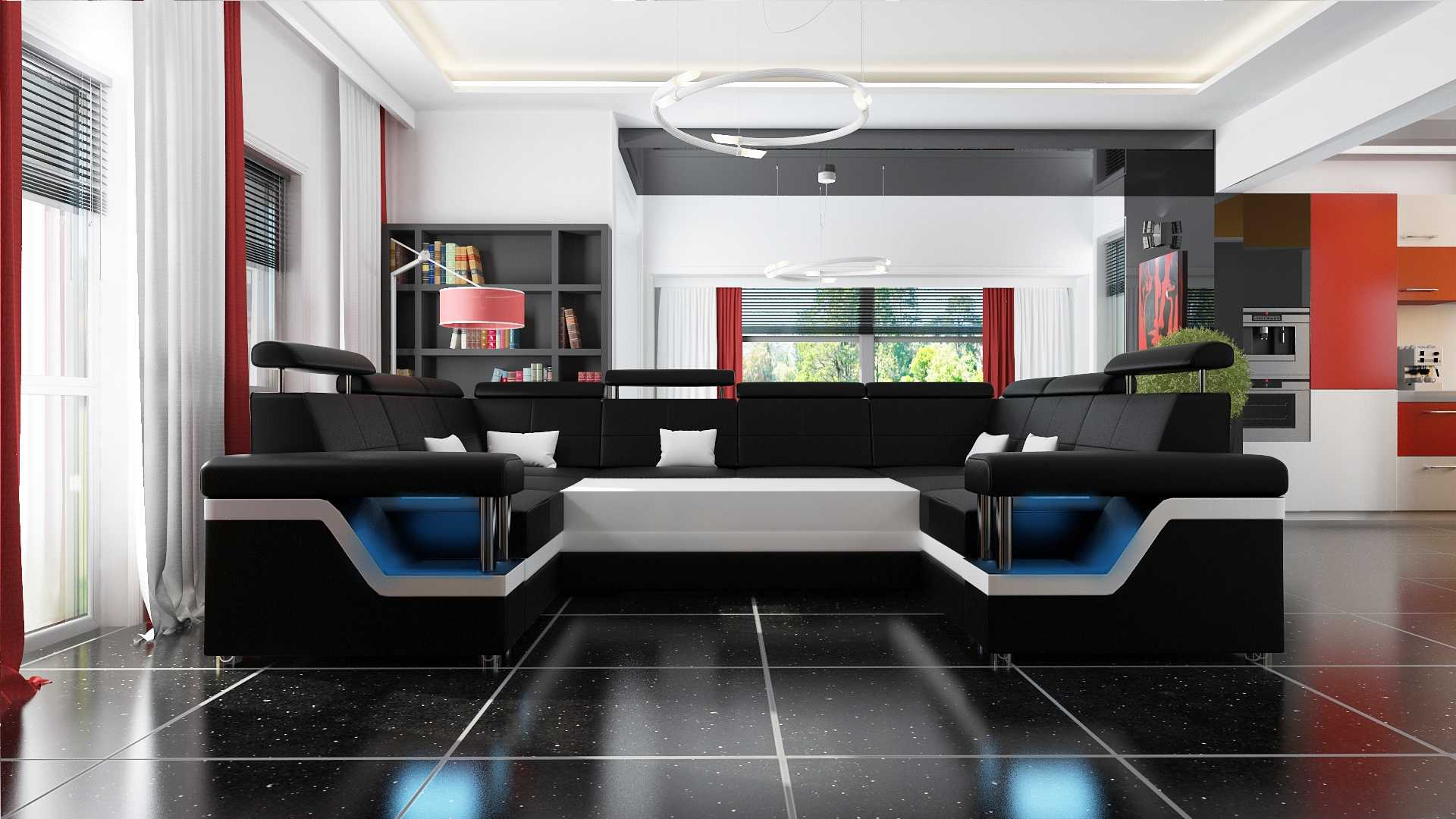 sofas und ledersofas hamburg 4 bettfunktion designersofa. Black Bedroom Furniture Sets. Home Design Ideas