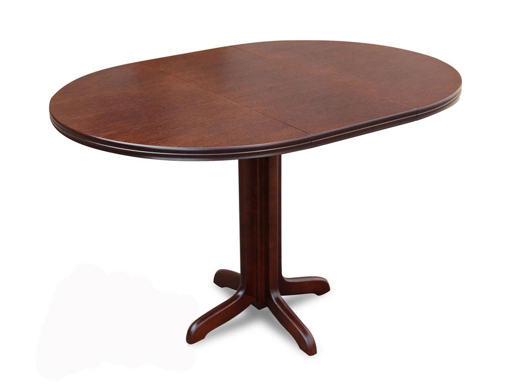 tisch esstisch holztisch xxl konferenztisch radius 90 35 cm ebay. Black Bedroom Furniture Sets. Home Design Ideas