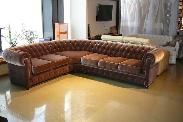 Ecksofa luxus  www.JVmoebel.de - la design... Möbel | Ledersofa | Sofa