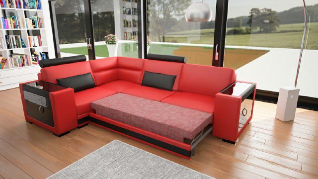 sofas und ledersofas m nchen iii bettfunktion designersofa. Black Bedroom Furniture Sets. Home Design Ideas