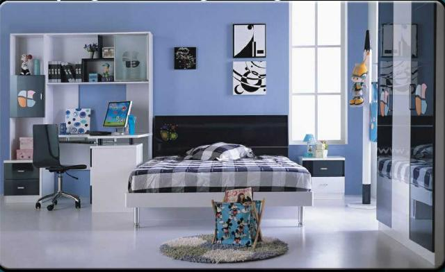 kinderbett bett jugendbett 120cm breit hochglanz betten. Black Bedroom Furniture Sets. Home Design Ideas