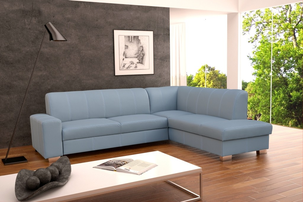 sofas ledersofa senator mit bettfunktion bettkasten ecksofa schlaffunktion. Black Bedroom Furniture Sets. Home Design Ideas