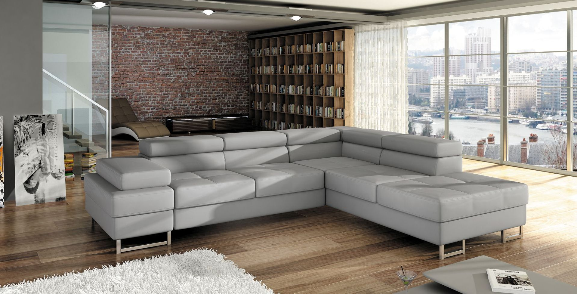 sofa schlafsofa designer sofa mit bettfunktion bettkasten ecksofa couch neu tunis www. Black Bedroom Furniture Sets. Home Design Ideas