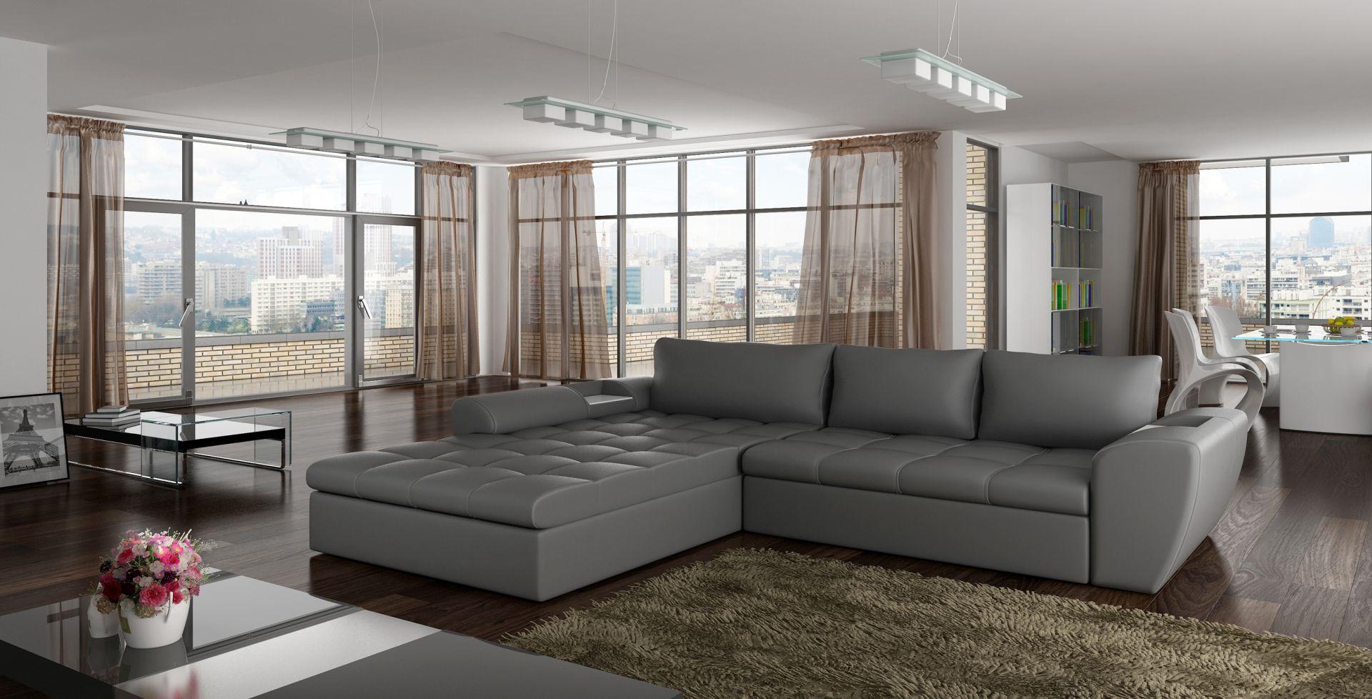 sofa schlafsofa designer sofa mit bettfunktion bettkasten ecksofa couch neu la costa www. Black Bedroom Furniture Sets. Home Design Ideas