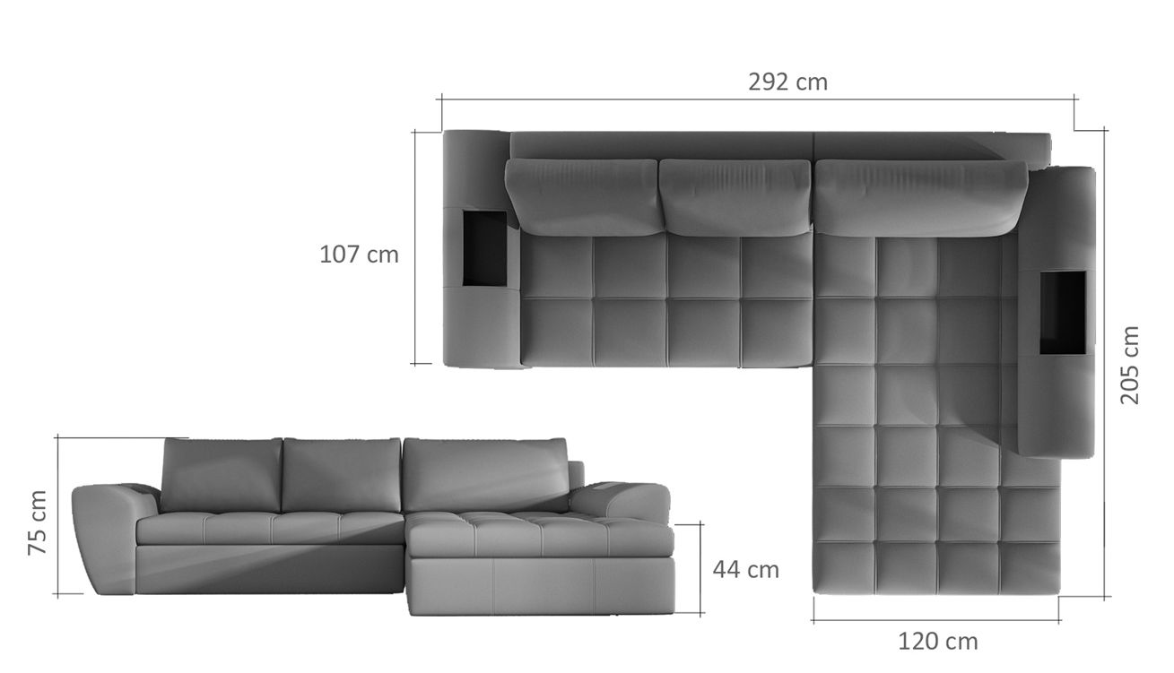 sofa schlafsofa designer sofa mit bettfunktion. Black Bedroom Furniture Sets. Home Design Ideas