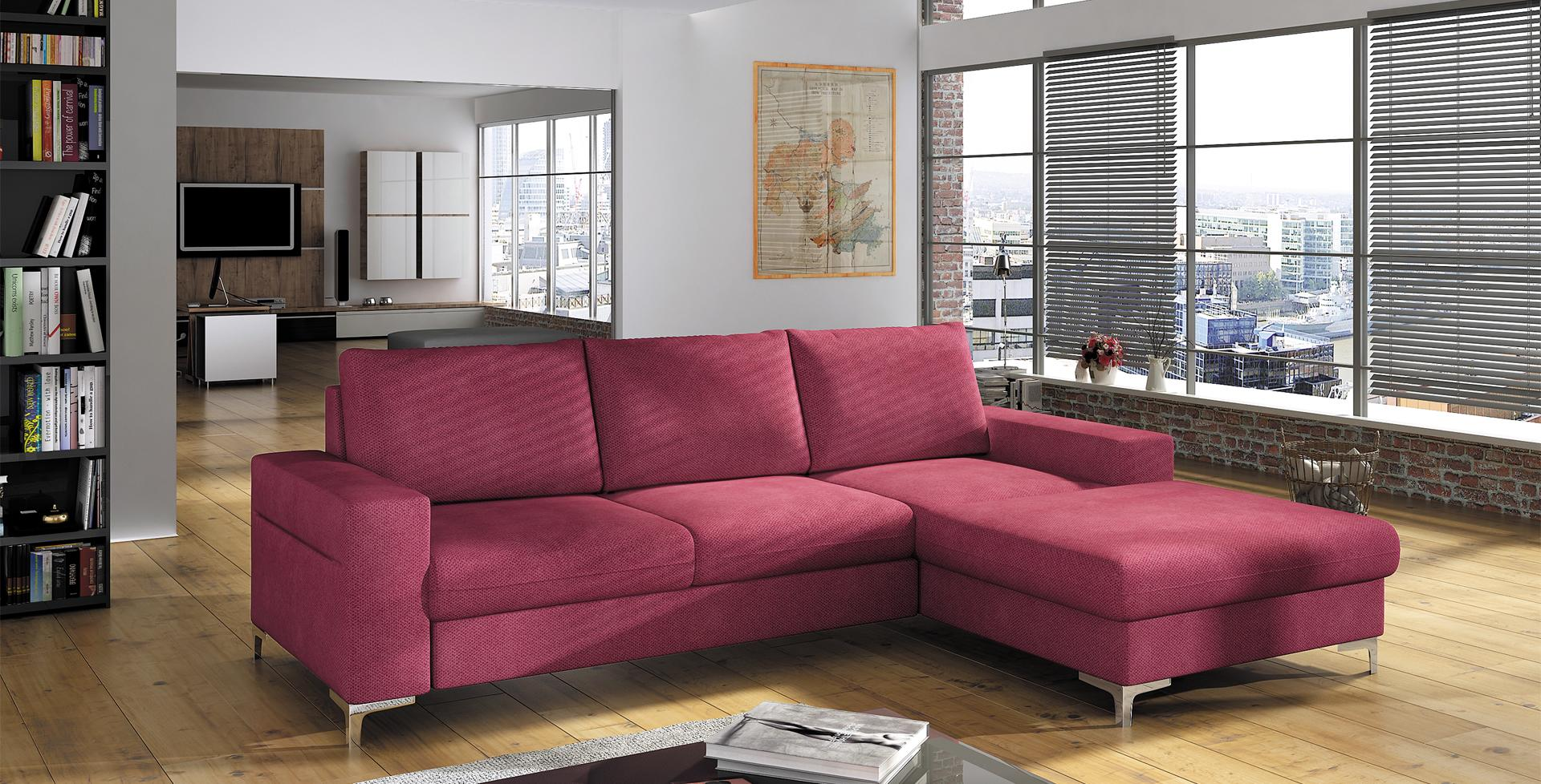 sofa schlafsofa designer sofa mit bettfunktion bettkasten ecksofa couch neu lens www. Black Bedroom Furniture Sets. Home Design Ideas