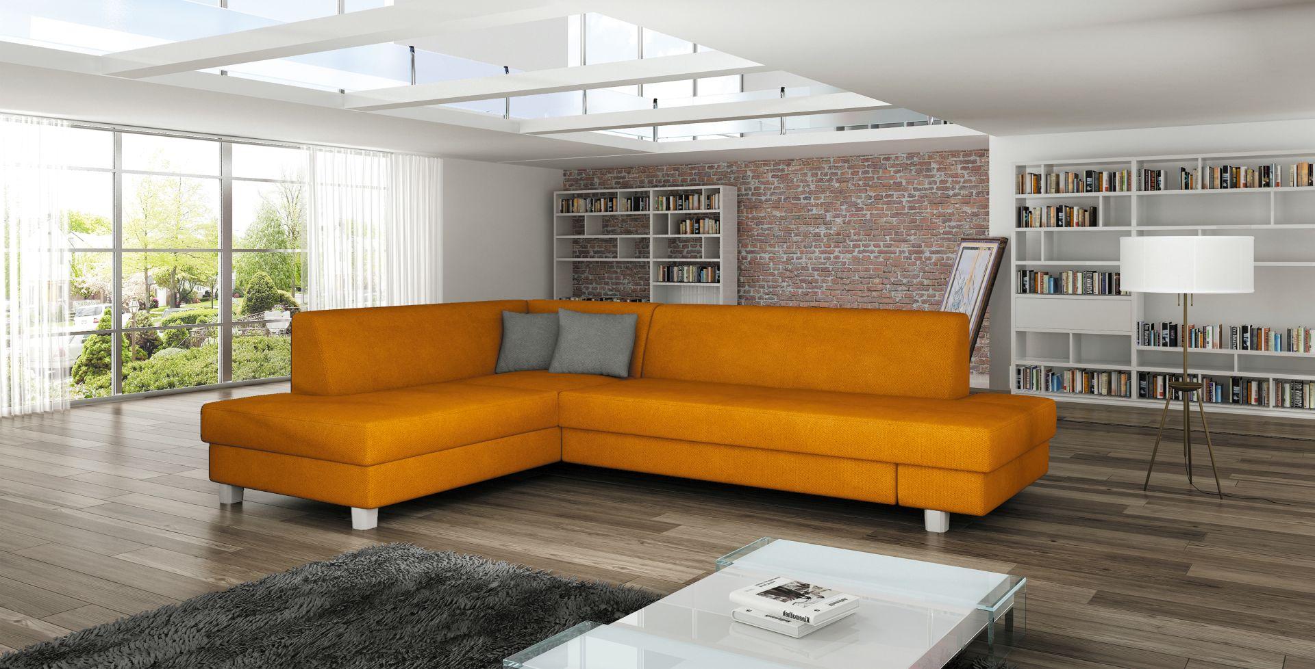 sofa schlafsofa designer sofa mit bettfunktion bettkasten ecksofa couch neu loona www. Black Bedroom Furniture Sets. Home Design Ideas