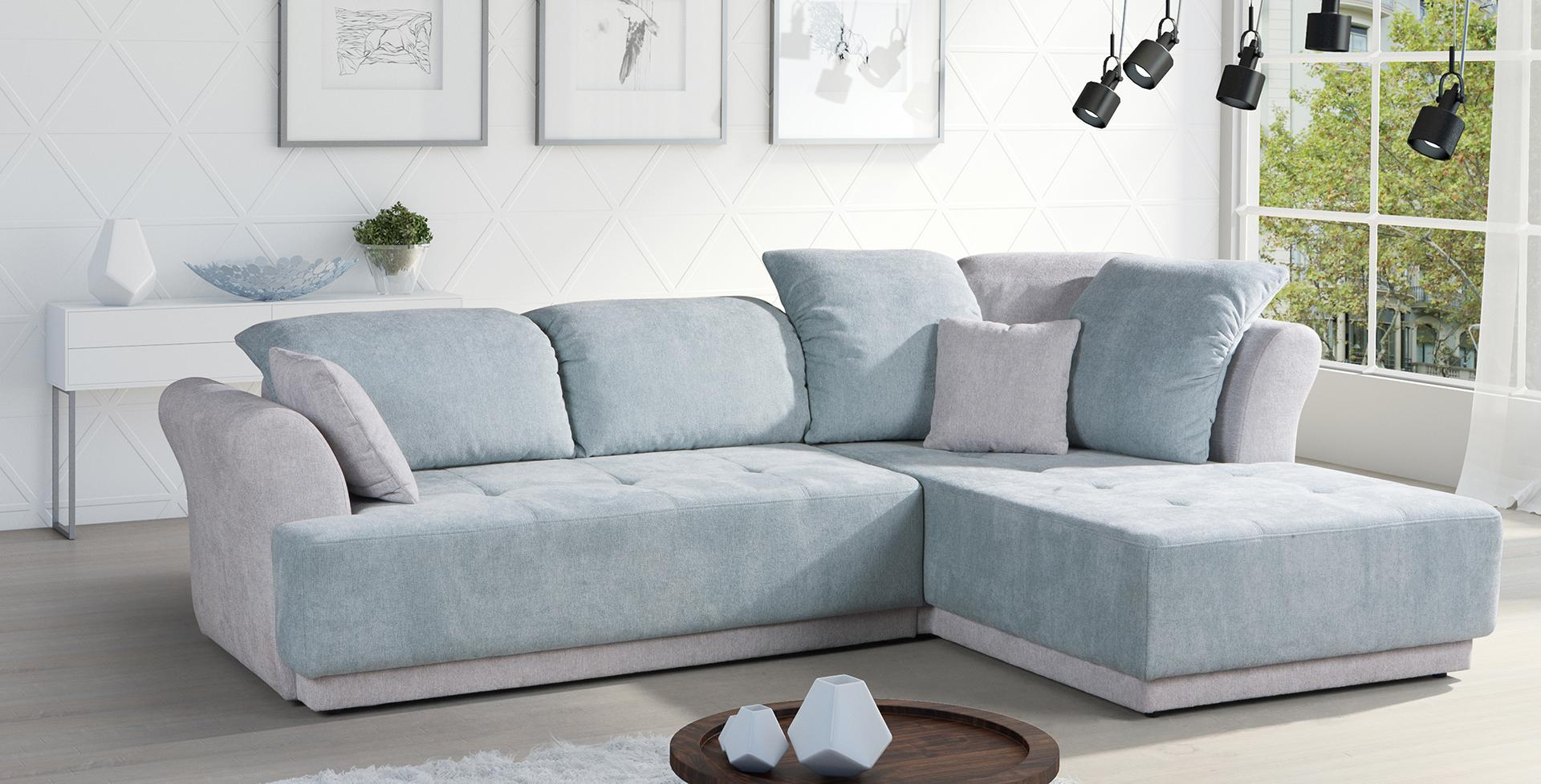 sofa schlafsofa designer sofa mit bettfunktion bettkasten ecksofa couch neu pure www. Black Bedroom Furniture Sets. Home Design Ideas