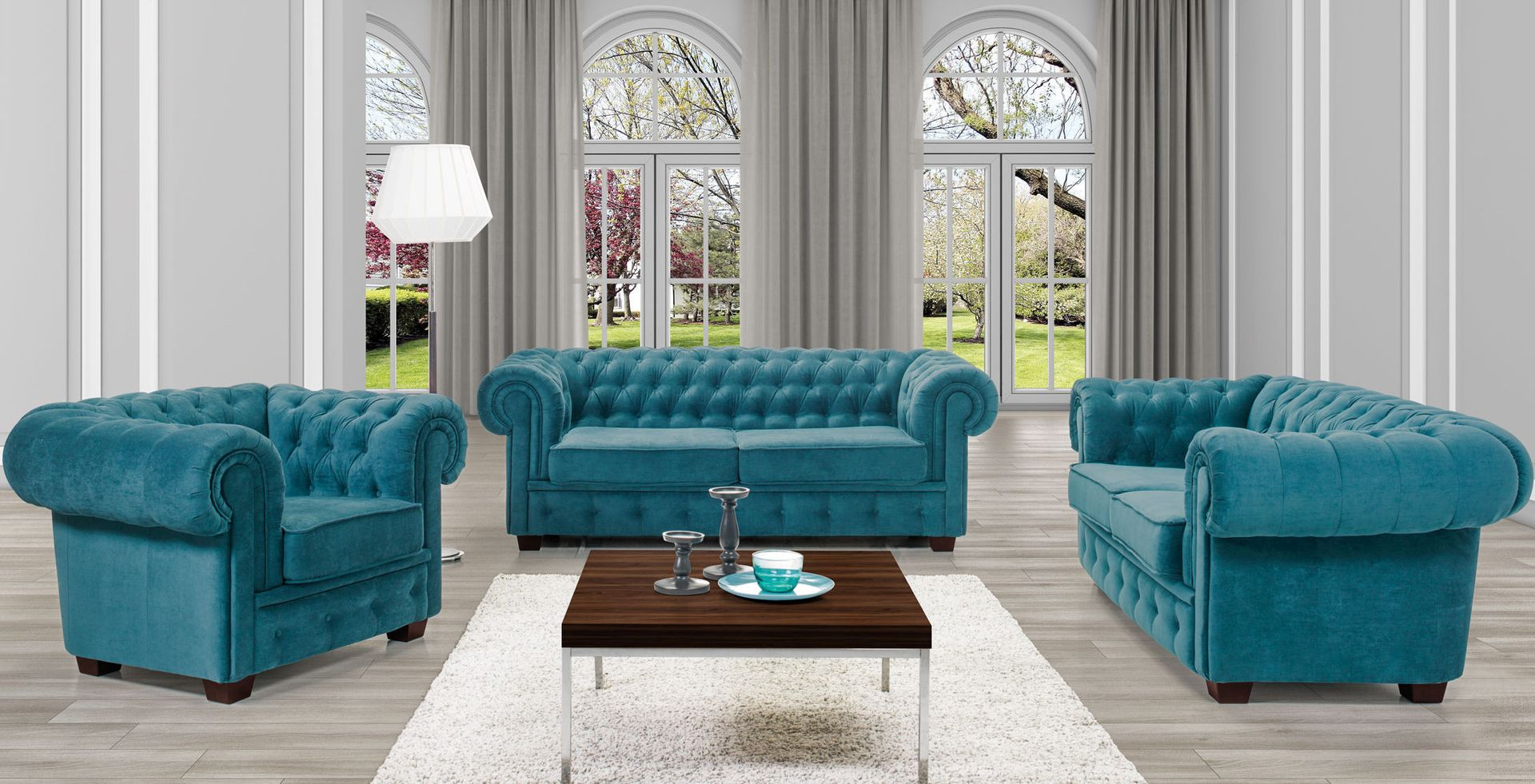 Sofagarnitur Sofa Couch 321 Garnitur Bettfunktion Couchgarnitur