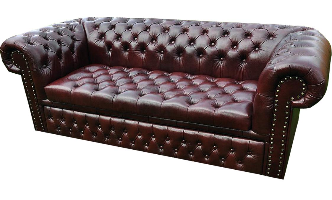 Chesterfield 3 sitzer mit bettfunktion sofa couch polster for 3 sitzer mit bettfunktion