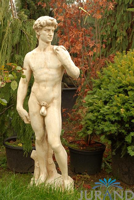 Griechische Skulptur Adam Steinfigur Garten Skulpturen Steinguss Steinfigur 1512