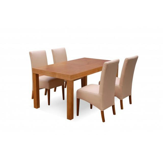 Rojo 88 Un Conjunto de Cuatro sillas de Comedor de Arte de Estilo Medieval n/órdico Adecuada para Cocina Silla de dise/ño Retro con Soporte de pie de Madera de Haya Restaurante