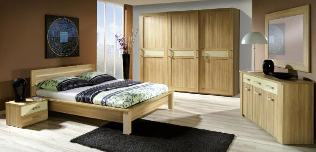 komplettes schlafzimmer jugendzimmer zimmereinrichtung memphis jvmoebel. Black Bedroom Furniture Sets. Home Design Ideas