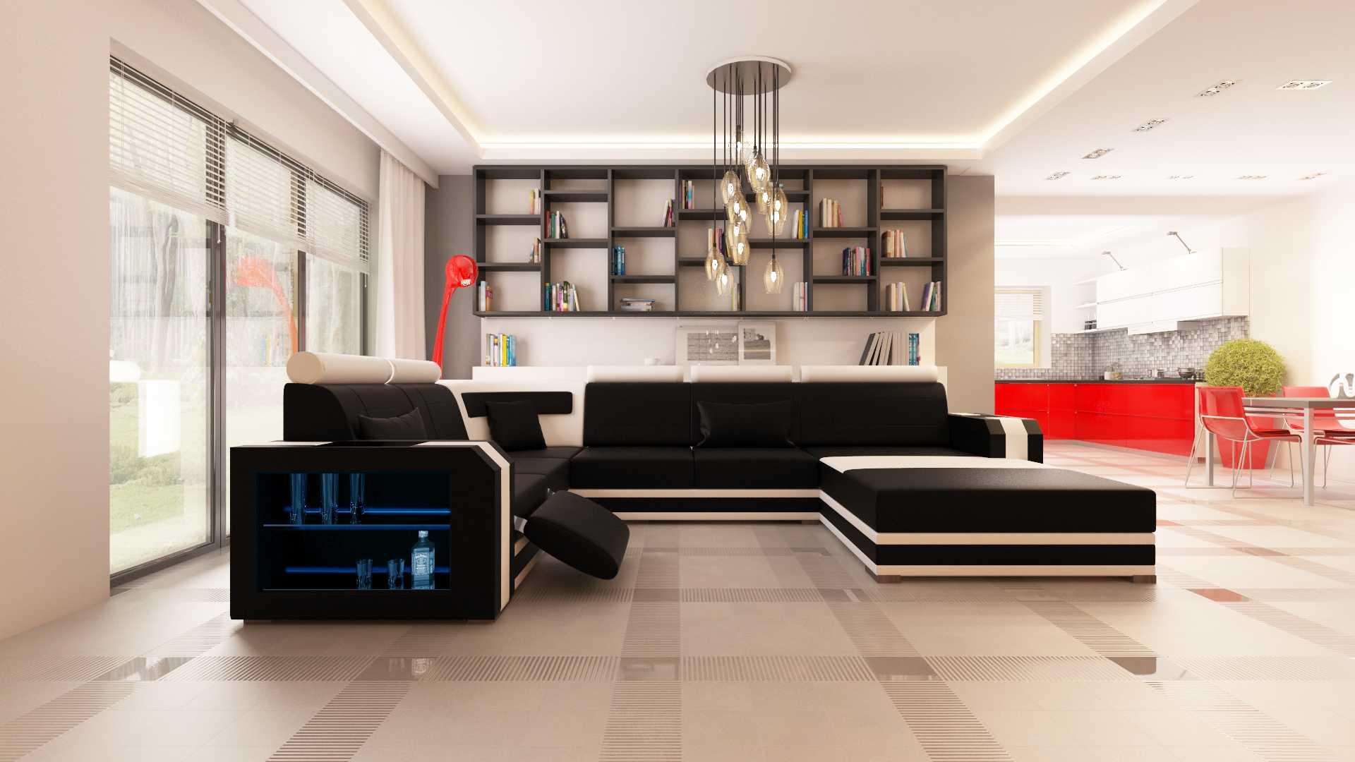 sofas und ledersofas konstanz ii bettfunktion designersofa. Black Bedroom Furniture Sets. Home Design Ideas