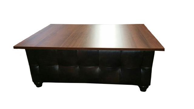 Couchtisch Und Clubtisch Tisch Ss49 Design Chesterfield Ledertisch