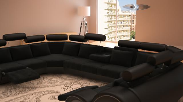 sofas und ledersofas berlin 4 xxl designersofa ecksofa bei jv m bel. Black Bedroom Furniture Sets. Home Design Ideas