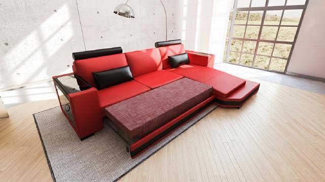 sofas und ledersofas m nchen bettfunktion designersofa ecksofa jv m bel. Black Bedroom Furniture Sets. Home Design Ideas